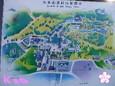 2010成田山・地図