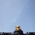 飛行機雲01