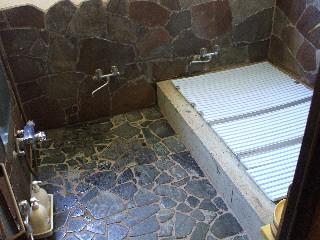 民宿 平田荘 お風呂