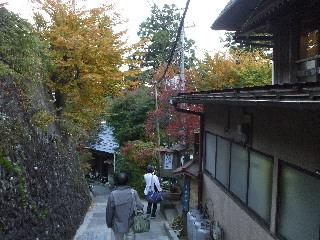 宝寿閣の入口